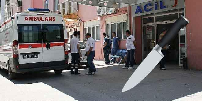 Urfa'da bıçaklı kavga: Ölü ve yaralılar var ..