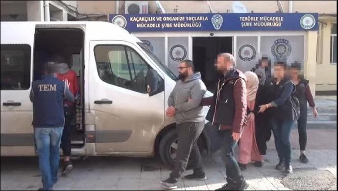 Şanlıurfa'da DAEŞ Operasyonu:Tutuklamalar Var..(VİDEO)