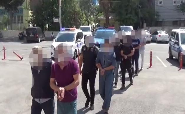 Urfa'da DEAŞ operasyonu: 4 kişi tutuklandı-(VİDEO)