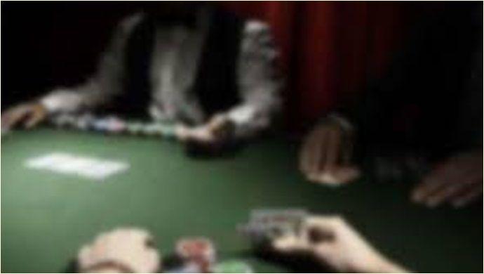 Urfa'da depoda kumar oynayanlara suçüstü: 144 bin lira ceza kesildi