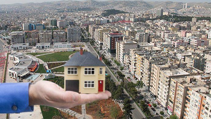 Urfa'da en çok hangi ilçelerde konut satıldı?