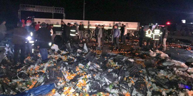 Urfa'da feci kaza: Ölü ve yaralılar var