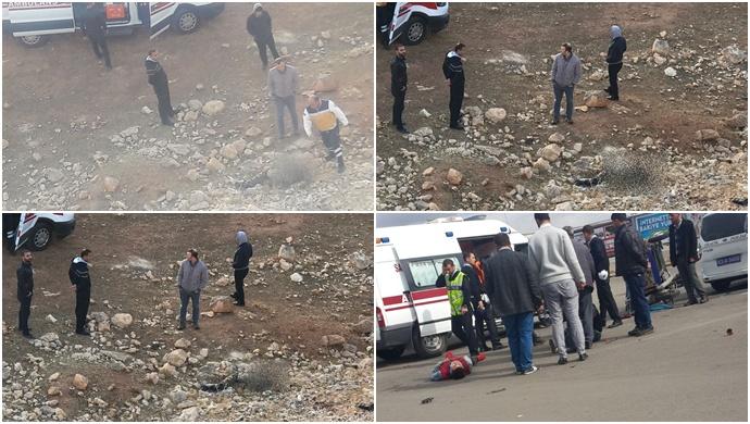 Urfa'da feci kaza:1 ölü 1 Yaralı…