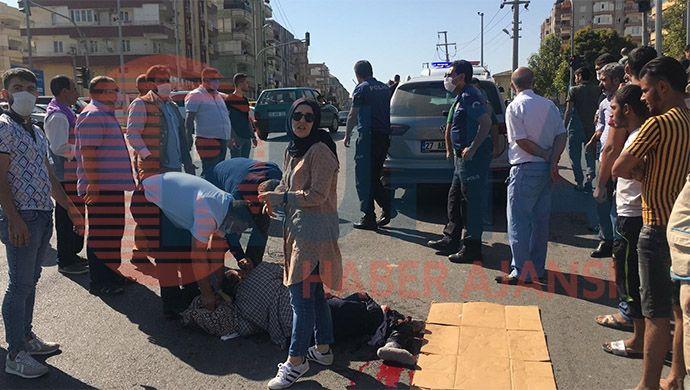 Urfa'da gündüz gözüyle aracı durdurup pompalı tüfekle vurdular!