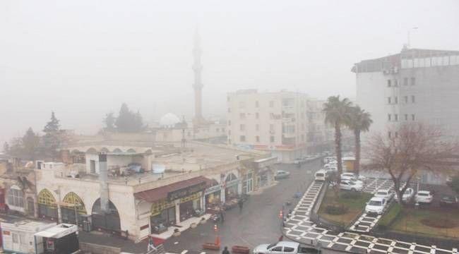 Urfa'da hava kirliliğinde salgın molası sona erdi
