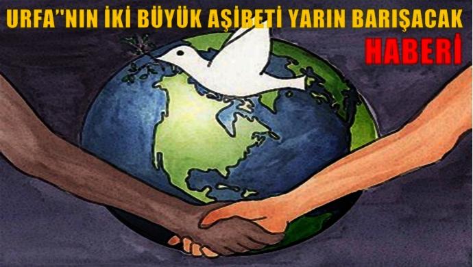 Urfa'da İki Aşiret Arasındaki Husumet Barışla Sonuçlanıyor!