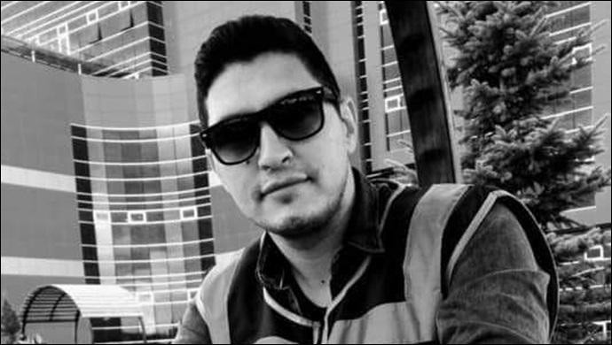 Urfa'da Kalp krizi geçiren polis memuru yaşamını yitirdi