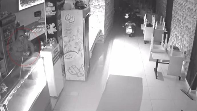 Urfa'da Kısıtlamada 6 işyerini soyan Hırsız Yakalandı