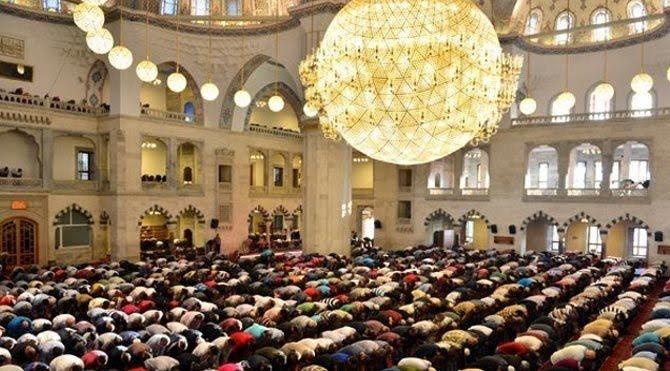 Urfa'da Kurban Bayramı namazı saat kaçta kılınacak?