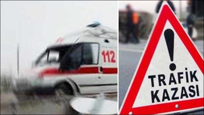 Urfa'da motosiklet kazası: 1 ölü