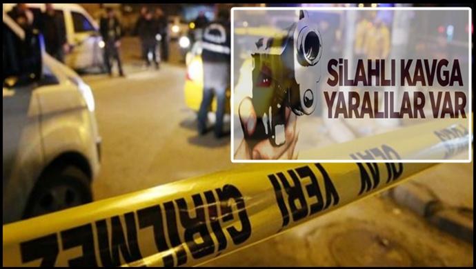 Urfa'da silahlı kavga: Yaralılar var …