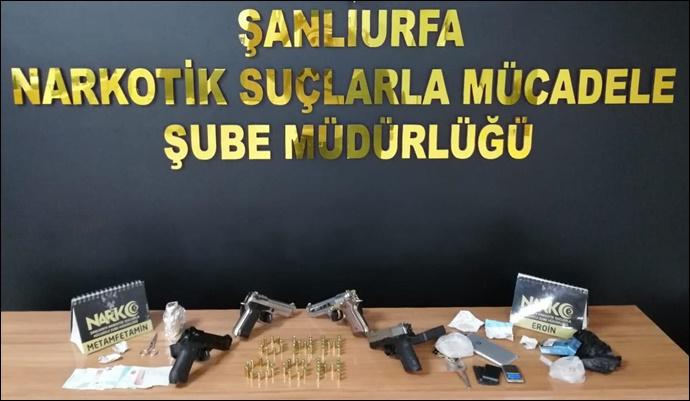 Urfa'da sokak satıcılarına operasyon: 1 gözaltı