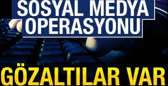 Urfa'da Sosyal Medyadan Terör Propagandasına Operasyon:8 Gözaltı
