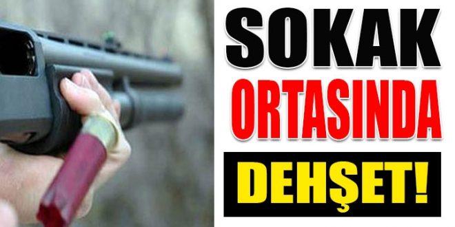 Urfa'da yolda yürürken tüfekle vuruldu