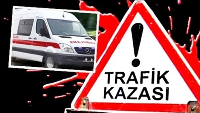 Urfa'da yolun karşısına geçmeye çalışan genci otomobil çarptı