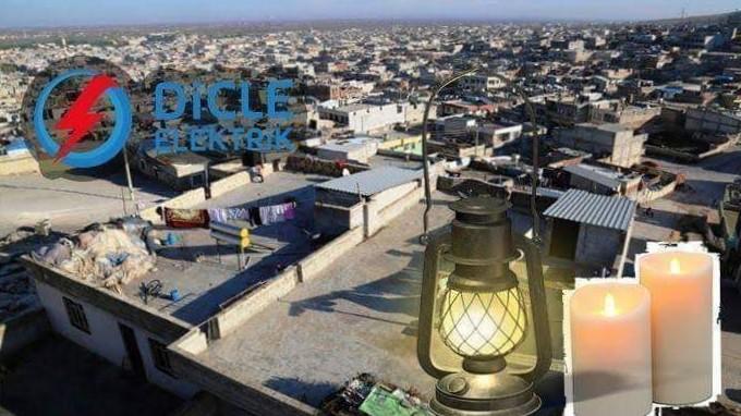 Urfa'daki Elektrik kesintisi Vatandaşları bezdirdi !