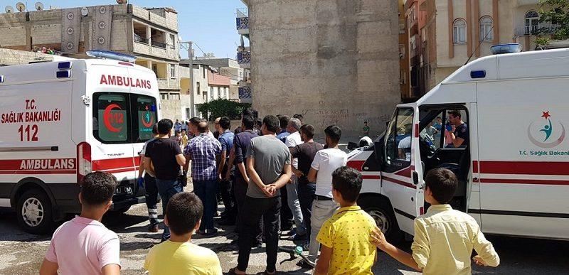 Urfa'daki müzisyenler (davulcular) birbirine girdi: 6 yaralı (VİDEOLU)