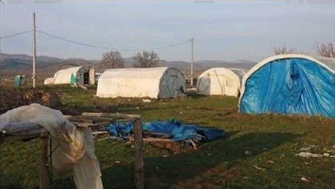SON DAKİKA...Urfa'dan mevsimlik işçi olarak gitmişlerdi: 7'si çocuk 13 kişi zehirlendi