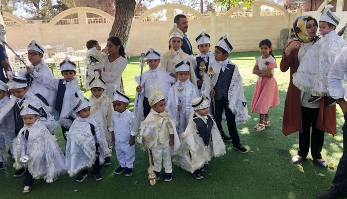 Urfalı Hayırsever İşadamından Toplu Sünnet Töreni