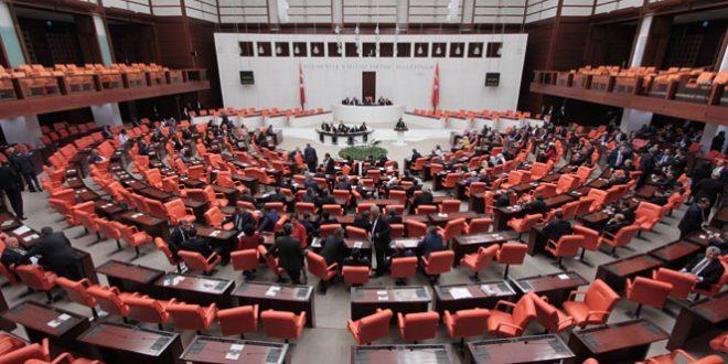 Urfalı milletvekillerinin dosyaları TBMM'ye sunuldu
