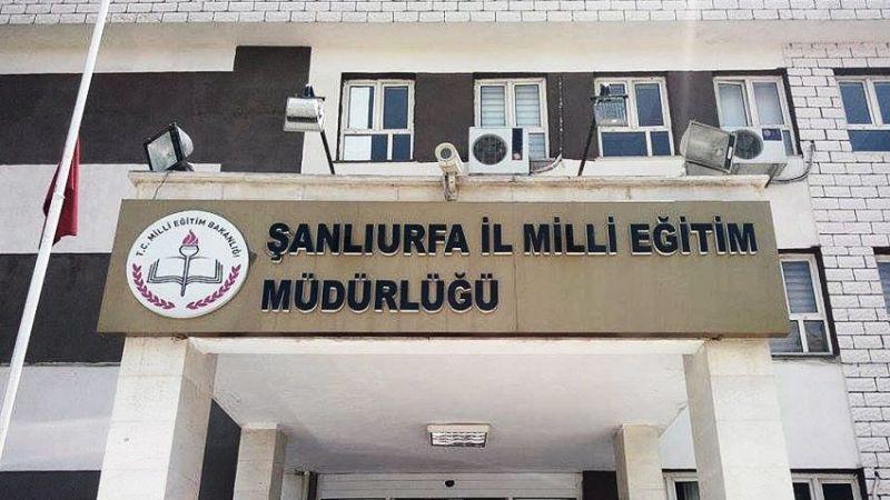 Urfa'nın eğitimi yerlerde, İl Milli Eğitim Müdürlüğü ne yapıyor?