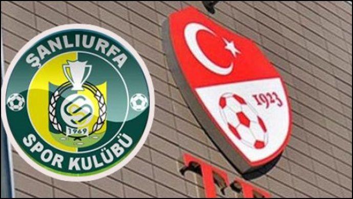 Urfaspor'a PFDK'dan ''Özel Güvenlik'' Cezası