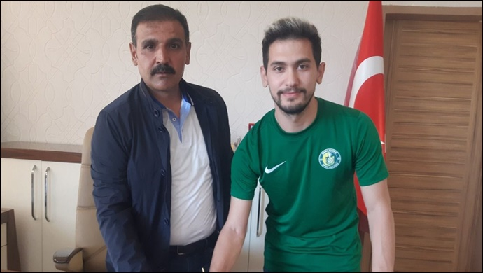Urfaspor'da transfer harekatı başladı: İlk takviye orta sahaya