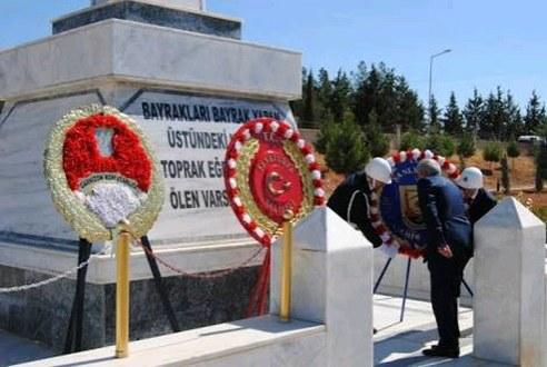 Urfa'ya 'Şanlı'Ünvanı Verilişinin 34.Yıldönümü Törenle Kutlandı