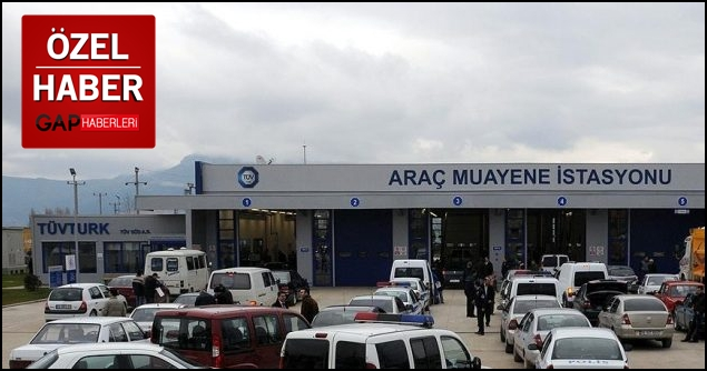 Urfa'ya tek muayene istasyonu yetiyor mu?
