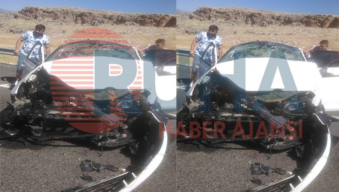 Urfa'ya yapılan bayram gezisi kazayla bitti: 1 ölü 3 yaralı