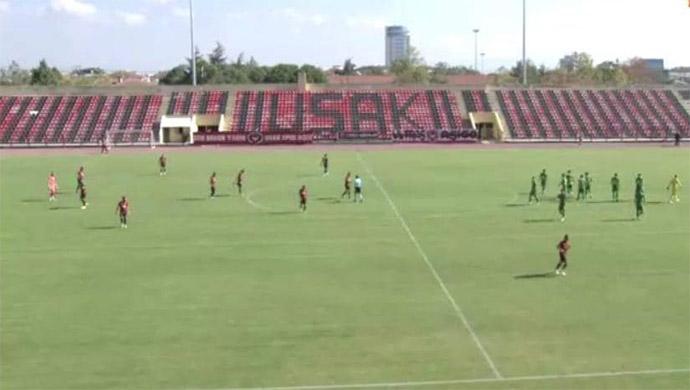 Uşak Spor-Şanlıurfaspor 2-1 (Maç bitti )