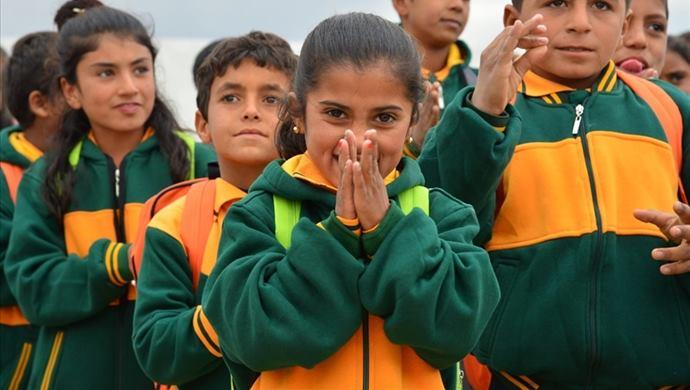 Vali Erin: Çocukları Zalimlerin İnsafına Terketmeyeceğiz