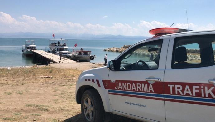 Van Gölü'nde 5 mültecinin cesedine ulaşıldı