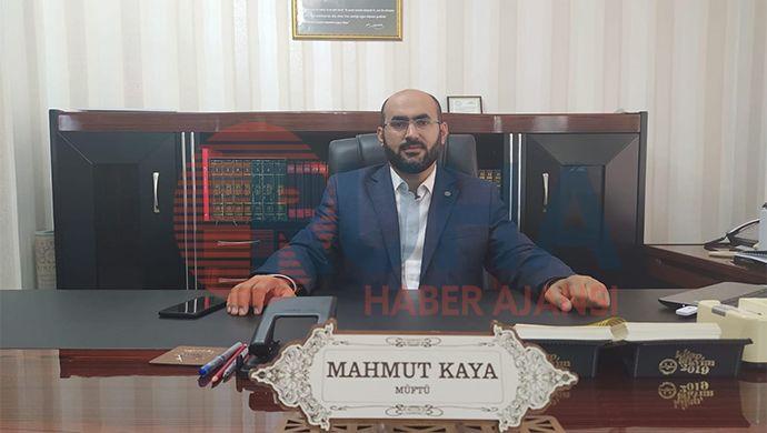 Viranşehir Müftülüğü'ne Mahmut Kaya atandı