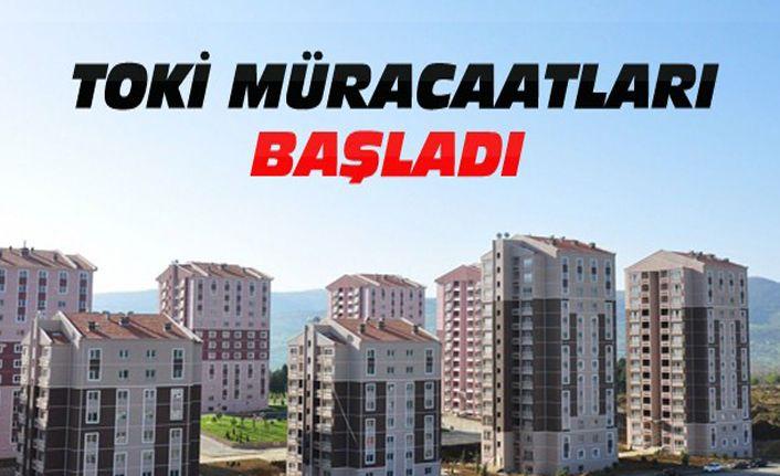 Viranşehir TOKİ alt gelir başvuruları başladı!