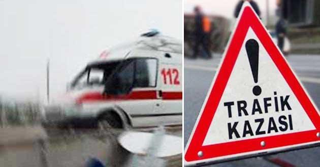 Viranşehir'de Kaza: 1 Ölü, 2 Yaralı