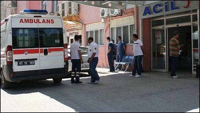 Viranşehir'de kaza: 6 yaralı