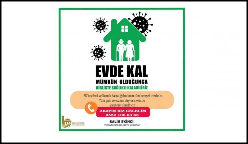 Viranşehir'de Sosyal Belediyecilik Örneği