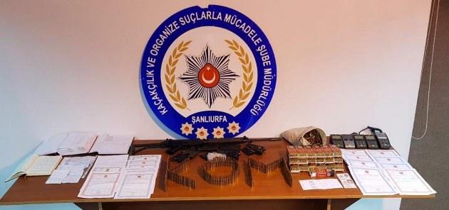 Viranşehir'de Suç Örgütüne Operasyon…Çok Sayıda Gözaltı