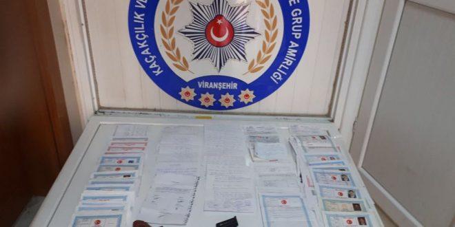 Viranşehir'de Tefeci Operasyonu:5 Tutuklama
