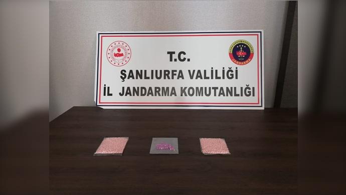 Viranşehir'de uyuşturucuya geçit yok!-(Video)