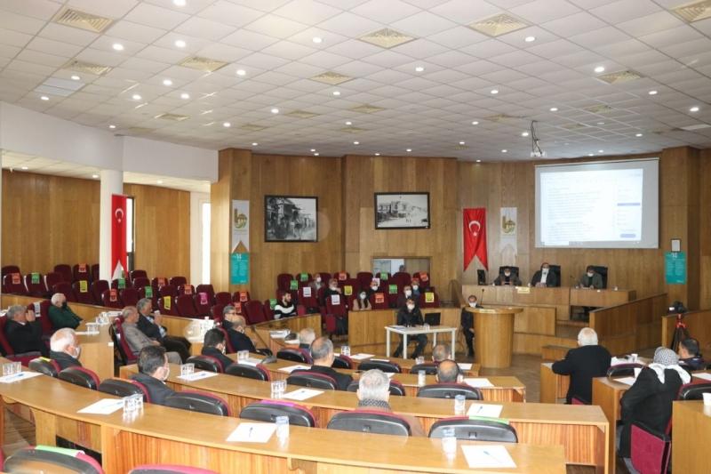 Viranşehir'de yılın ikinci meclis toplantısı gerçekleşti