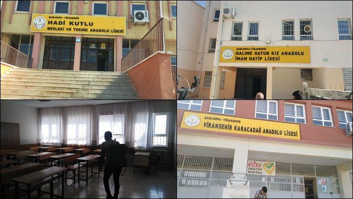 Viranşehir'de YKS Seferberliği