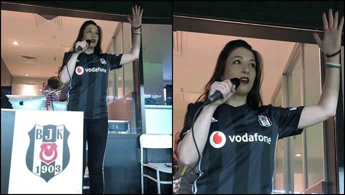 Vodafone Karakartal'dan Dünya Kadınlar Günü Sürprizi