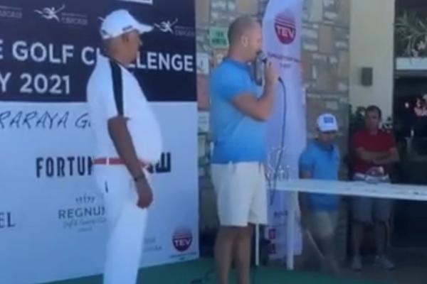 """WCGC Turkey Turnuvası'ndan """"TEV Eğitimle İyileştirelim Burs Fonu""""na anlamlı destek"""