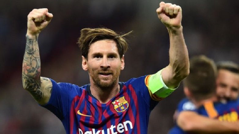 Wembley'de Messi rüzgarı