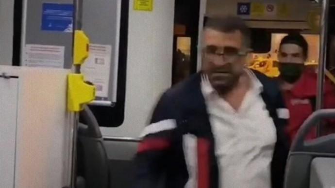 Yolcu kadına hakaret eden şoföre soruşturma