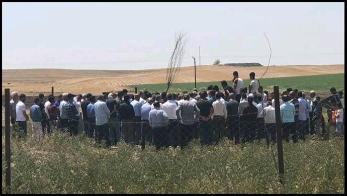 Yusuf'un cenazesi Beşiri'de toprağa verildi