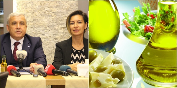 Zeytin ve zeytinyağı ihracatçıları yeni sezonda rekor ihracat bekliyor