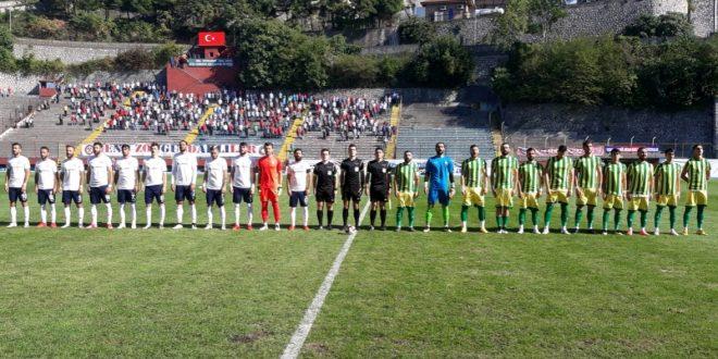 Zonguldak Kömürspor 0 Şanlıurfaspor 1